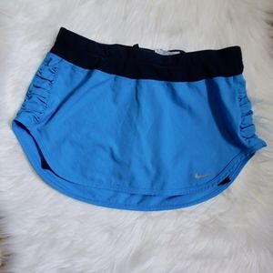 Nike Dri Fit Sport Skort Compression Shorts Size S